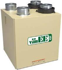 VANEE Heat/Energy Recovery Ventilators Bronze Series - 40H+