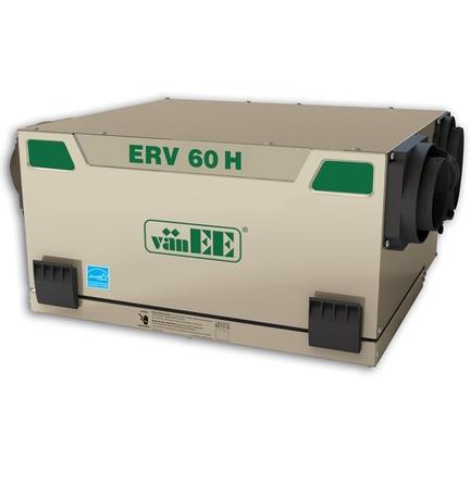 VANEE Heat/Energy Recovery Ventilators Bronze Series - 60H ERV (Copy)