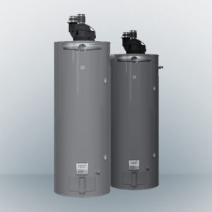 Power Vented Water Heater