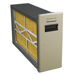 ELECTRO-AIR High Efficiency Media Air Cleaners