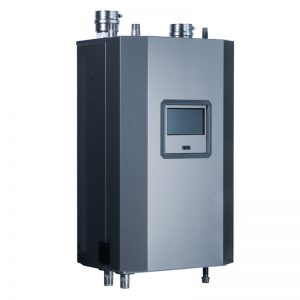 Trinity Fire Tube High Efficiency Condensing Boiler